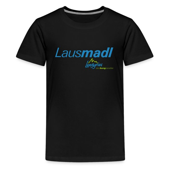 Lenggries - Lausmadl