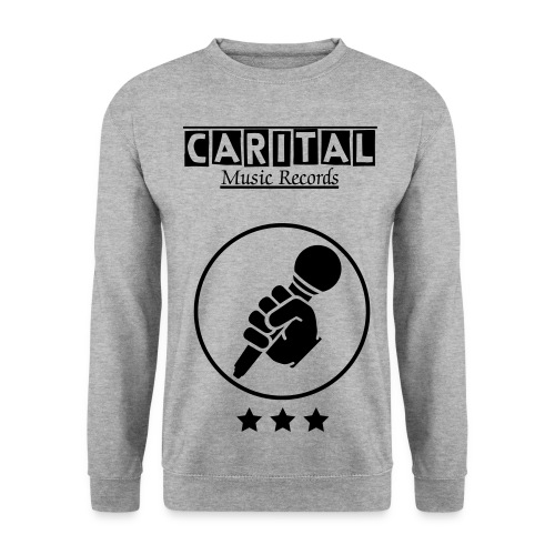 Sweat Carital Music Records - Sweat-shirt Homme