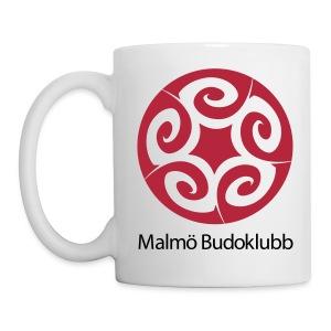 Malmö Budoklubb - Porslinsmugg - Mugg