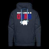 Hoodies & Sweatshirts ~ Men's Premium Hoodie ~ SOUTH LONDON