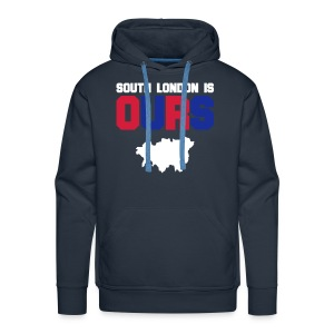 SOUTH LONDON - Men's Premium Hoodie
