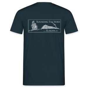 Rounding The Horn Men's T-shirt - Men's T-Shirt