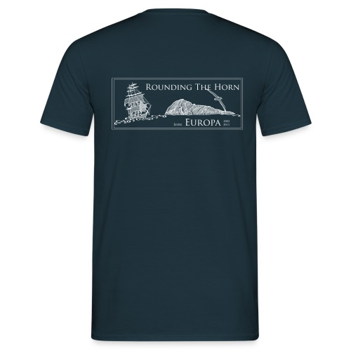 Rounding The Horn Men's T-shirt - Men's T-Shirt
