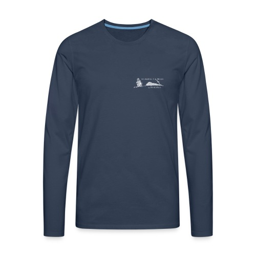 Rounding The Horn Men's L/S T-shirt - Men's Premium Longsleeve Shirt