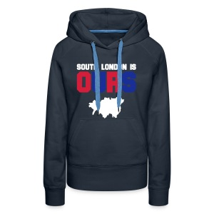 SOUTH LONDON - Women's Premium Hoodie