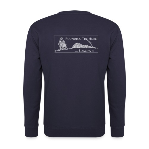 Rounding The Horn Men's Sweatshirt - Men's Sweatshirt