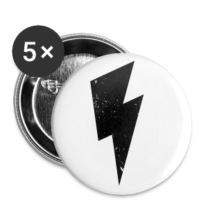 Flash - Badge grand 56 mm