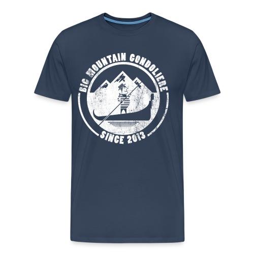 Big Mountain Gondoliere - Männer Premium T-Shirt