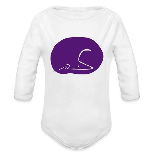 Uneksija - Vauvan pitkähihainen luomu-body