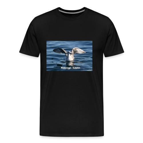 T-skjorte Mann - Premium T-skjorte for menn