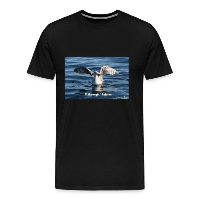 T-skjorte Mann