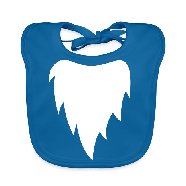 Gnome - Baby Bib (flockprint)