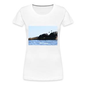 T- skjorte Dame - Premium T-skjorte for kvinner