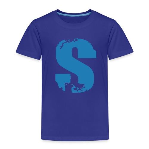 børne t-shirt - Børne premium T-shirt