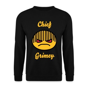 Chief grimey face high yellow - Mannen sweater