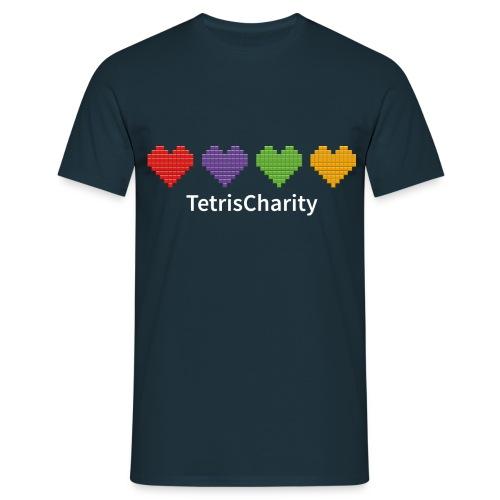 TetrisCharity Männer - Männer T-Shirt