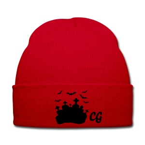 Chief Grimey scary beanie  - Wintermuts
