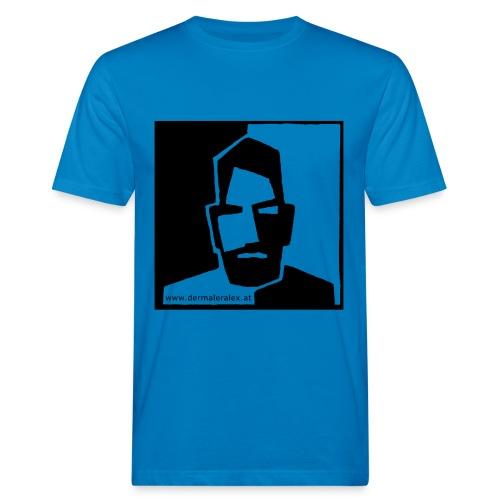 Kopf1 - Männer Bio-T-Shirt