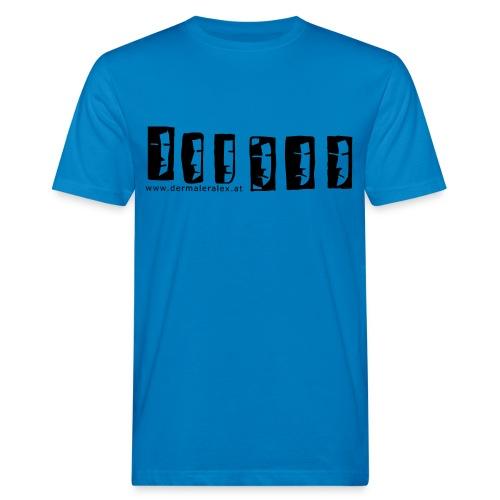 6 köpfe - Männer Bio-T-Shirt