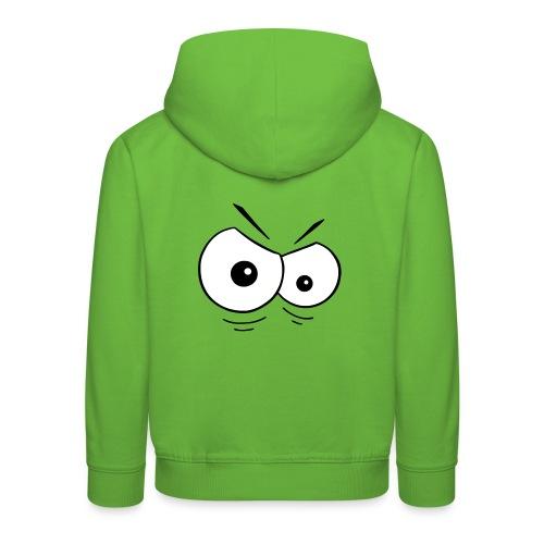 Böse Augen - Kinder Premium Hoodie