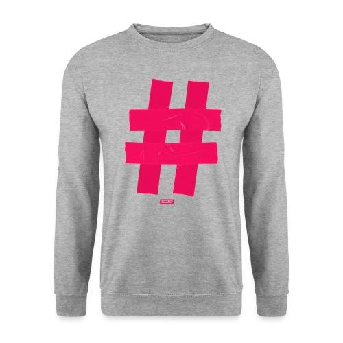 HASHTAG 2 • unisex - Männer Pullover