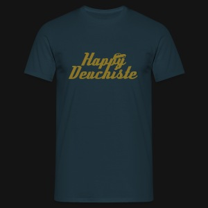 Happy deuchiste 2 - T-shirt Homme