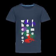 Magliette ~ Maglietta Premium per bambini ~ tempo di andare
