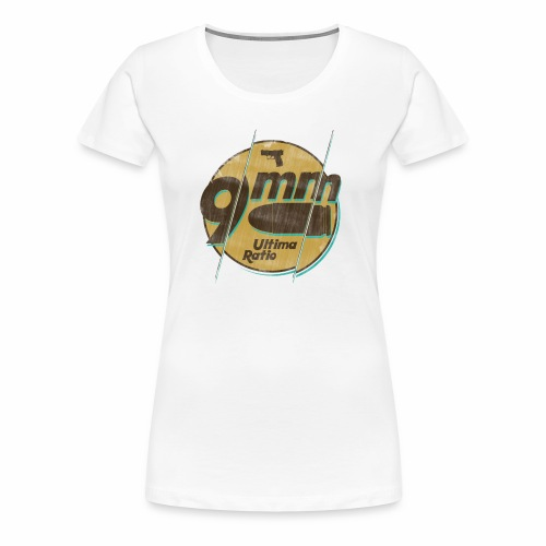 9mm Frauenshirt - Frauen Premium T-Shirt