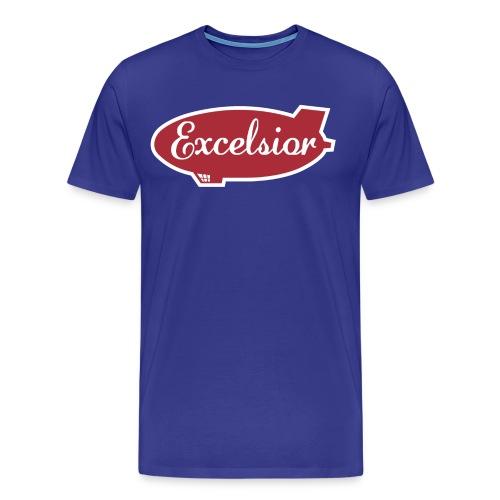 Excelsior airships (Archer) - Men's Premium T-Shirt