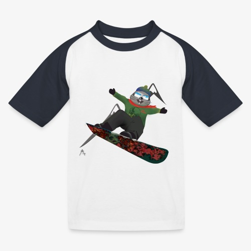 Tee shirt enfant - T-shirt baseball Enfant