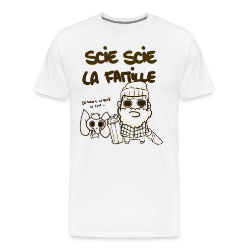Tee Babor Bucheron - T-shirt Premium Homme