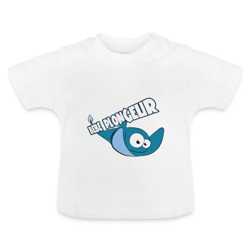 T-shirt Ray Blanc - T-shirt Bébé
