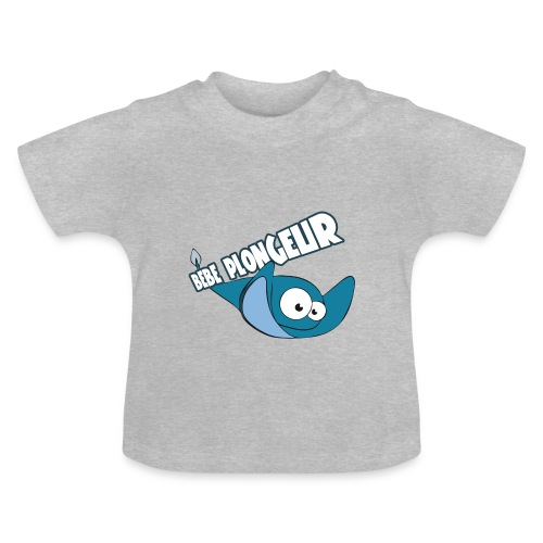 T-shirt Ray Gris - T-shirt Bébé