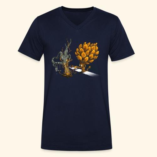 ForestMaster - T-shirt bio col V Stanley & Stella Homme