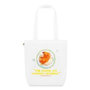 Crumble Bag (Organic) - EarthPositive Tote Bag