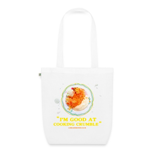 Crumble Bag (Organic) - EarthPositive Tote Bag