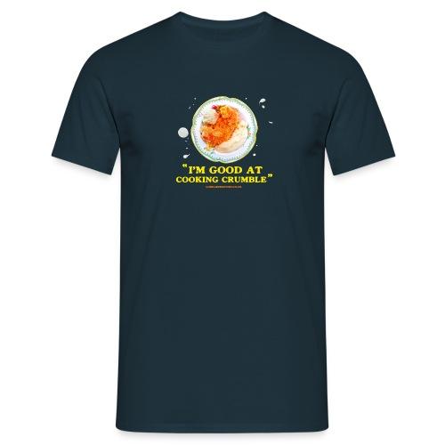 Crumble T-shirt (Men's Standard) - Men's T-Shirt