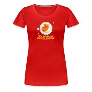 Crumble T-shirt (Women's Premium) - Women's Premium T-Shirt