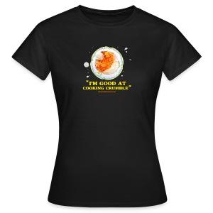 Crumble T-shirt (Women's Standard) - Women's T-Shirt