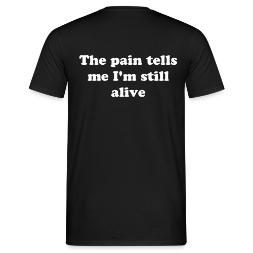 Pain - Mannen T-shirt