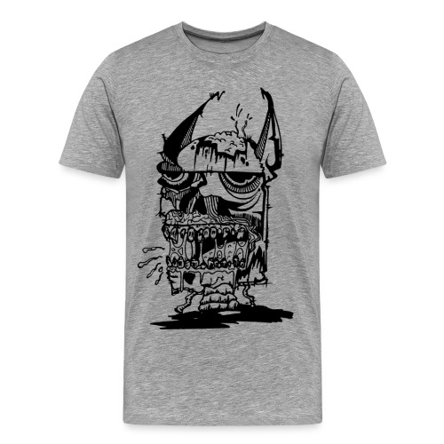 BatZombie - T-shirt Premium Homme