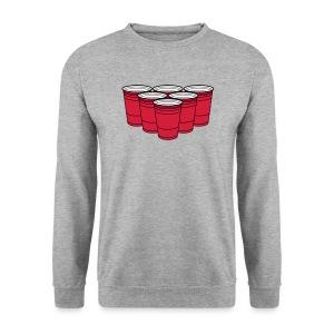 Beer pong  - Mannen sweater