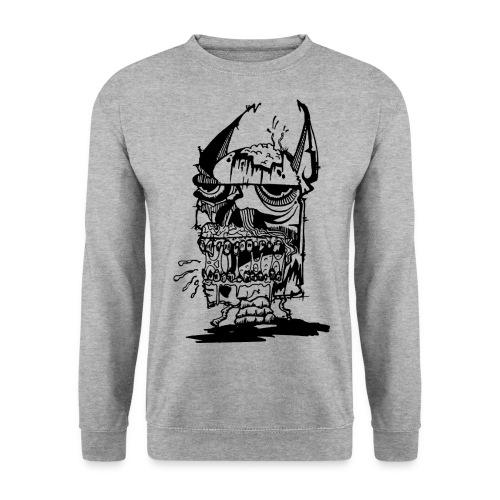BatZombie - Sweat-shirt Homme