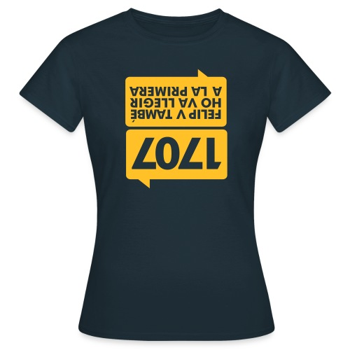 Botifler's Way Xica - Camiseta mujer