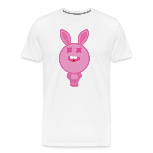 Camiseta Happy Rabbit - Camiseta premium hombre