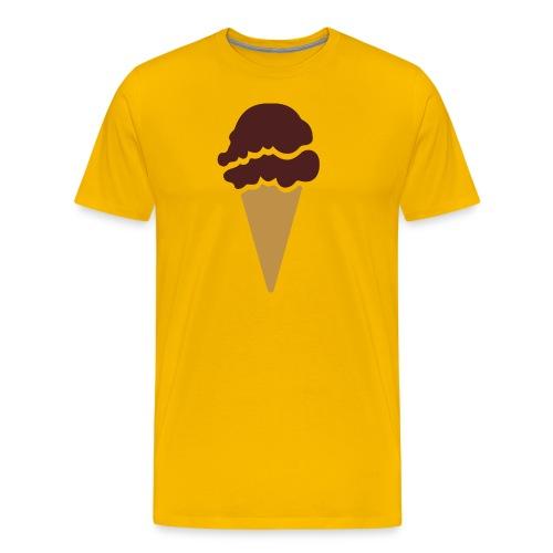 Camiseta Ice Cream - Camiseta premium hombre