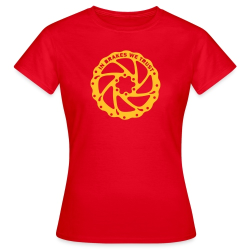 Braketruster - Frauen T-Shirt