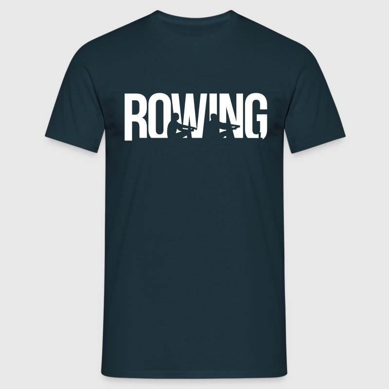 rowing roeien T-shirts - Mannen T-shirt