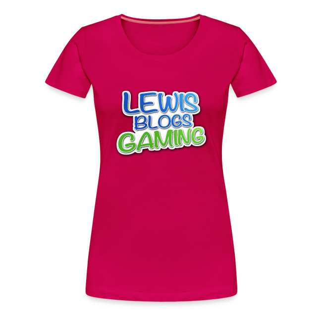 Lewis Blogs Gaming T-Shirt!