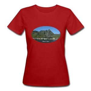 T- skjorte Dame - Økologisk T-skjorte for kvinner